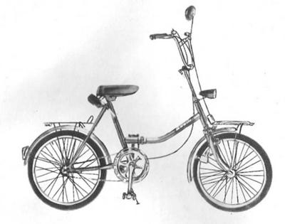 Велосипеды Минск (ММВЗ)