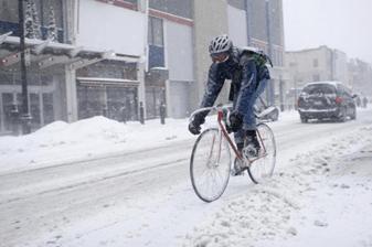 Педалирование в холод или как правильно крутить педали зимой?