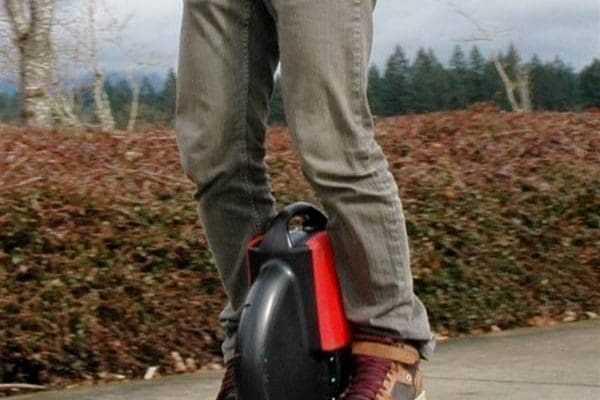 Как научиться кататься на моноколесе? Советы