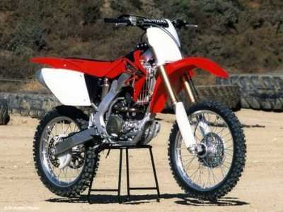 Мотоцикл эндуро Honda CRF250R