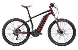Электрический горный велосипед Giant
