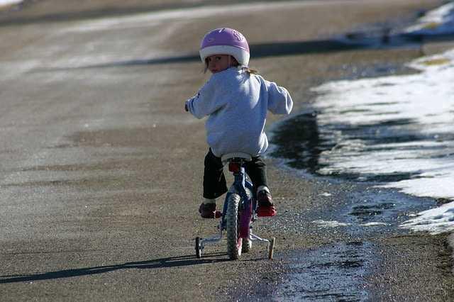 Детский велосипед. Выбор и характеристики