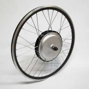 Основные характеристики мотор-колеса