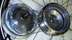 Какие бывают мотор-колеса?