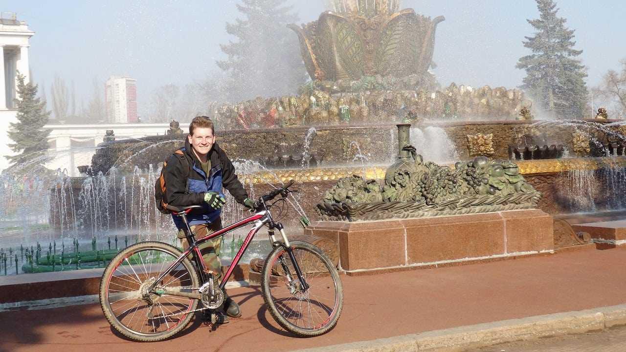 Велосипед с 29″ колёсами или найнер