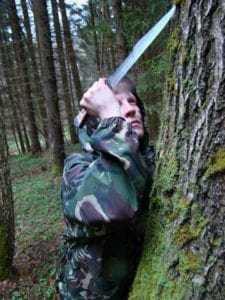 охотничий нож рэмбо