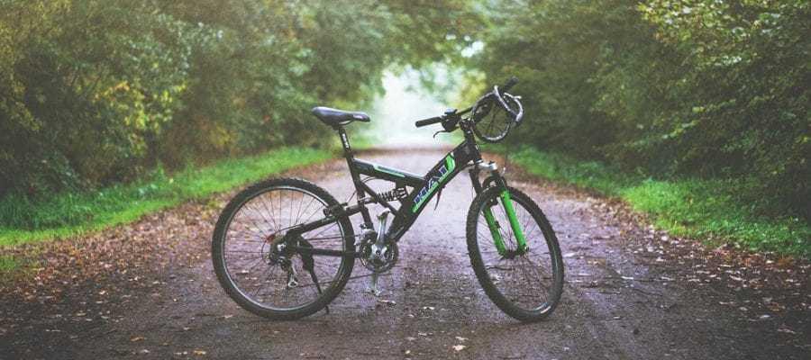 Скрипит велосипед