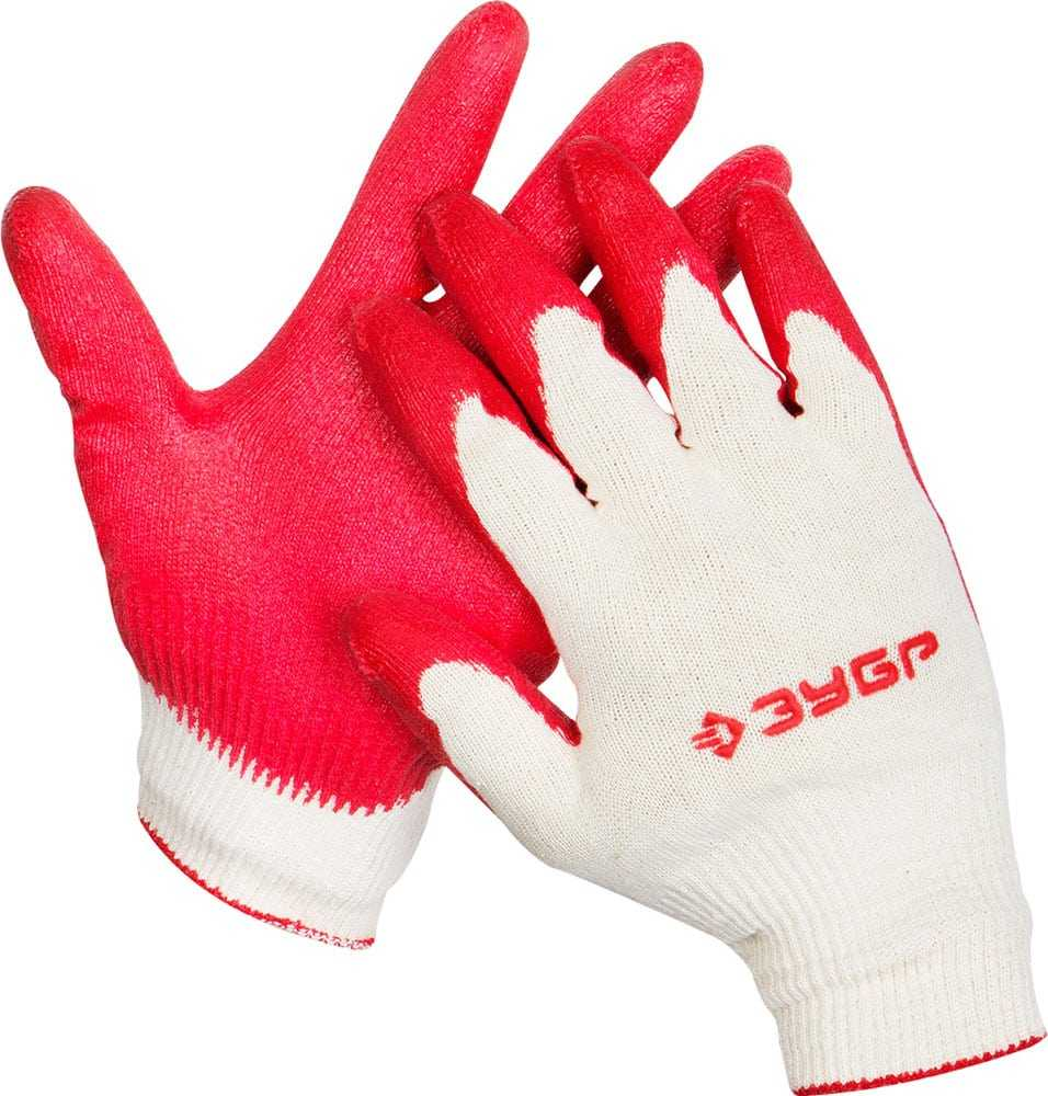 удобные строительные перчатки