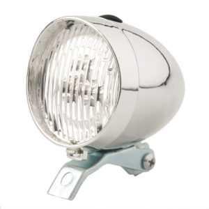 Велосипедный фонарь с лампой