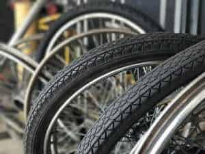 непрокалываемые шины велосипеда