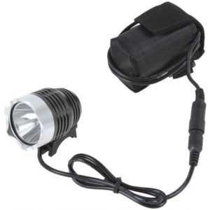 велосипедный фонарь на аккумуляторе